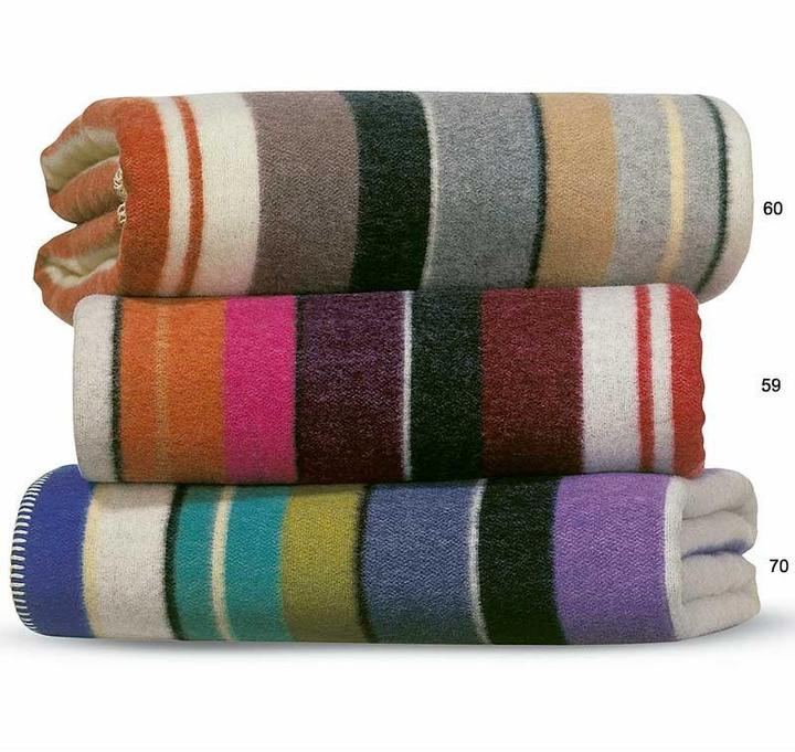 Missoni Home -funny blanket by missoni home of italy