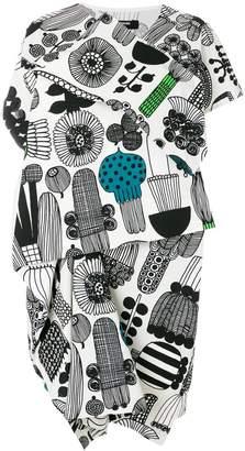 Junya Watanabe printed dress