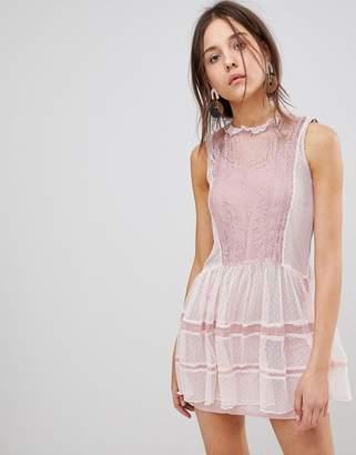 Glamorous Mesh Dress