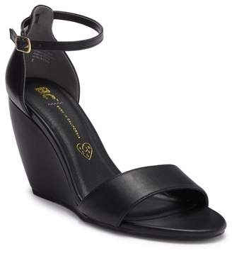 BC Footwear Tempo Wedge Ankle Strap Sandal