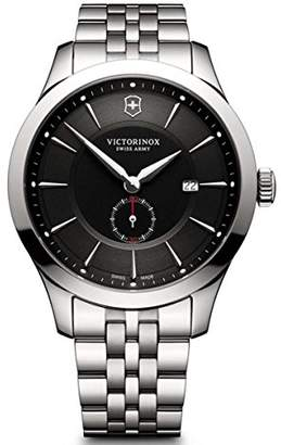 Victorinox Men's 'Alliance' Swiss Quartz Stainless Steel Casual Watch