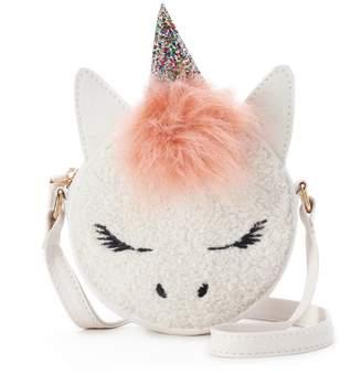 Unicorn Animal House Mini Canteen Crossbody Bag