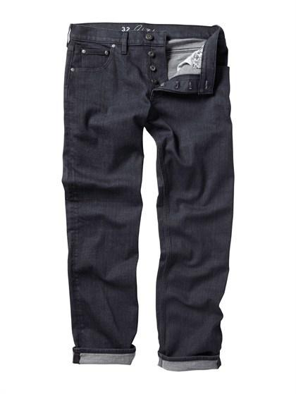 """Quiksilver Justin Brock Jeans, 32"""" Inseam"""