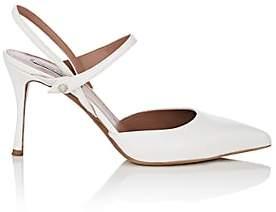 Tabitha Simmons Women's Ariel Leather Pumps - White