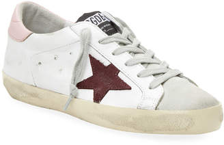 Golden Goose Leather Star Patch Sneaker