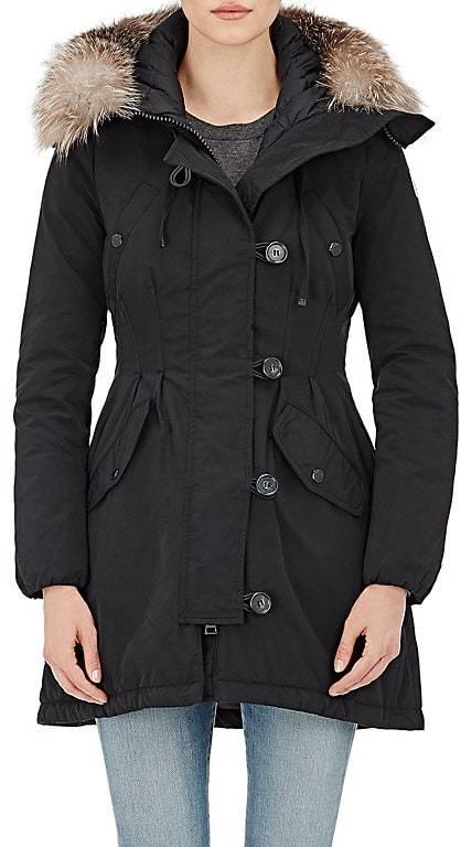 MonclerMoncler Women's Fur-Trimmed Down Aredhel Coat