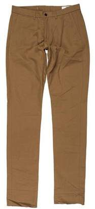 Hope Linen-Blend Pants