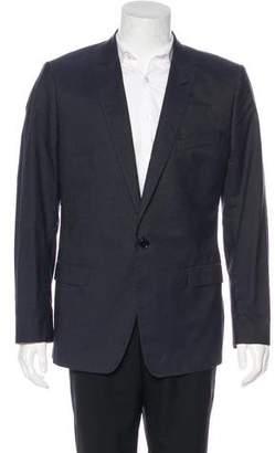 Dolce & Gabbana Peak-Lapel One-Button Blazer