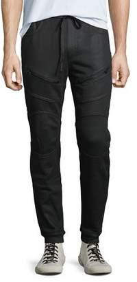 True Religion Men's Moto Active Sweatpants