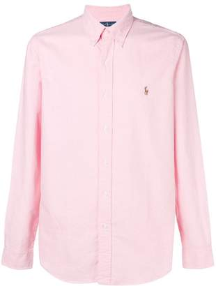 Polo Ralph Lauren button down collar