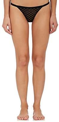 Cosabella Women's Bisou Texture String Bikini Briefs