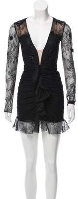For Love & Lemons Daisy Lace Dress w/ Tags