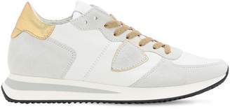 Philippe Model TRPX LEATHER SNEAKERS