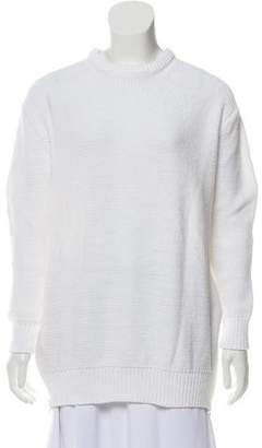 Acne Studios Long Sleeve Knit Sweater