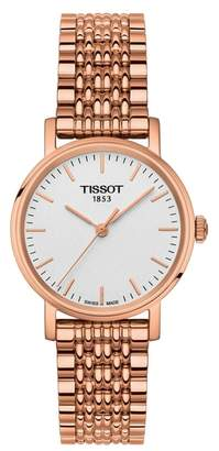 Tissot Everytime Bracelet Watch, 38mm