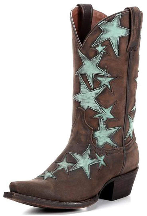 American Rebel Boot Company Country Star Cowgirl Boots