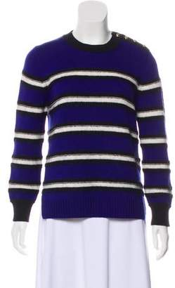 Draper James Stripe Wool Sweater