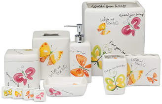 Creative Bath Flutterby Accessories Collection