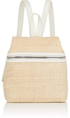 Kara Women's Small Straw Backpack
