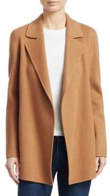 Theory Clairene Wool& Cashmere Jacket