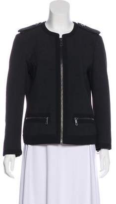 Burberry Casual Zip Jacket