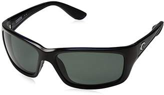 Costa del Mar Men's Jose Polarized Oval Sunglasses