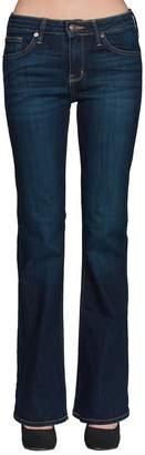 Just Black Midrise Bootcut Jean