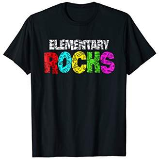 Elementary Rocks Back to School for Teacher