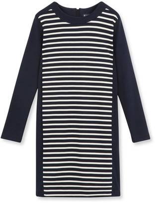 petit bateau Stripe Shift Dress $127 thestylecure.com