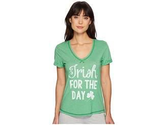 PJ Salvage Lucky Me T-Shirt Women's T Shirt