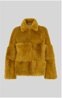 Whistles Hema Shearling Coat