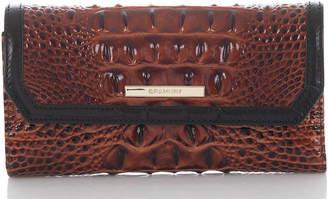 Brahmin Soft Checkbook Wallet Fitzgerald
