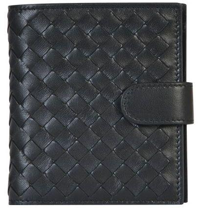 Bottega VenetaBottega Veneta Mini Intrecciato Wallet