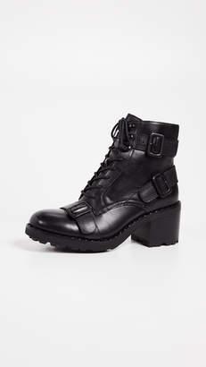 Ash Xeth Buckle Boots