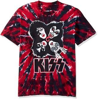 Liquid Blue Men's Hendrix James Marshall Hendrix Short Sleeve T-Shirt