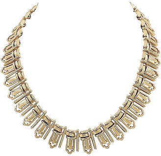One Kings Lane Vintage 1970s Monet Articulated Necklace - Carrie's Couture