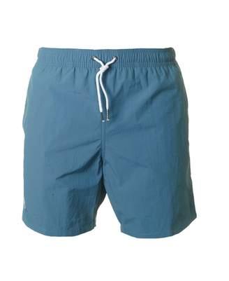 Pretty Green Logo Swim Shorts