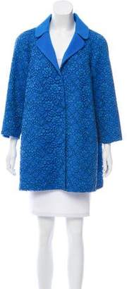 Ermanno Scervino Lace Short Coat