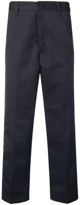 Edwin cropped tailored trousers