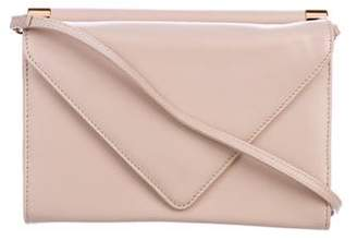 Giuseppe Zanotti Nappa Leather Crossbody Bag