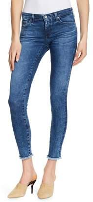 AG Jeans Rev Super Skinny Ankle Jeans