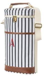 Cathy's Concepts Personalized Striped Wine Cooler