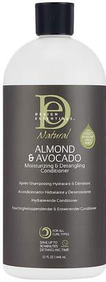 Design Essentials Natural Almond & Avocado Moisturizing and Detangling Conditioner - 32 oz.