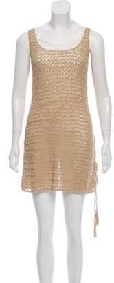 Anna Kosturova Athena Knit Dress