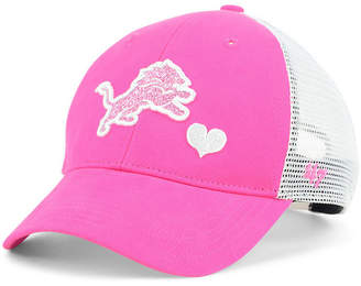 '47 Girls' Detroit Lions Sugar Sweet Mesh Adjustable Cap