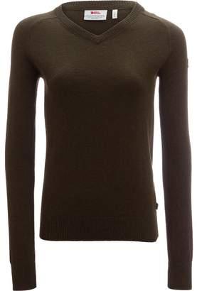 Fjallraven Sormland V-Neck Sweater - Women's