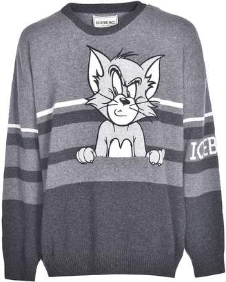 Iceberg Tom Cat Sweater