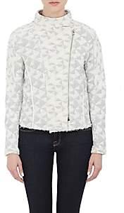IRO Women's Jacquard Otavia Jacket-Beige Multi Size 42 Fr