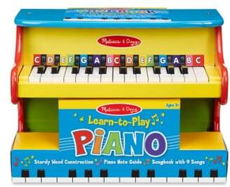 Melissa & Doug 'Learn-to-Play' Piano