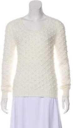 da22926ed764 Gucci Embellished Angora Sweater